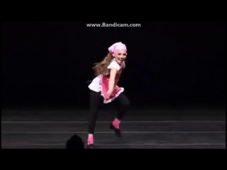 Maddie's solo - Me and you against the world